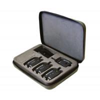 Набор сигнализаторов CARP ACADEMY SENSOR WDX 3+1