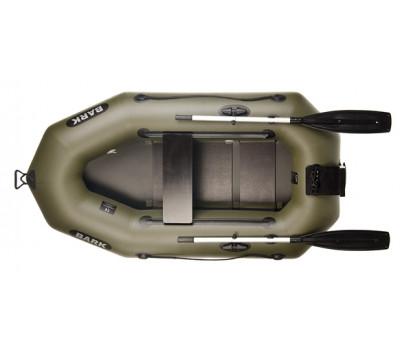 Одноместная надувная гребная лодка BARK B-210CN