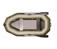 Двухместная надувная гребная лодка BARK B-240