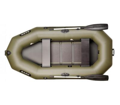 Двухместная надувная гребная лодка BARK B-260