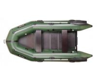 Трехместная надувная моторная лодка BARK BT-310