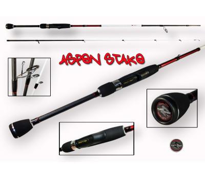 "Спиннинг Crazy Fish ASPEN STAKE AS722MLT (5-21g 220cm 7'2"" 120.6g)"
